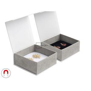 JK Box Darčeková krabička na súpravu šperkov BA-5 / A1 / A3