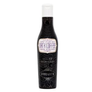 Oranjito Opaľovacie mlieko do solária s vôňou kávy (Dark Coffee Accelerator) 200 ml