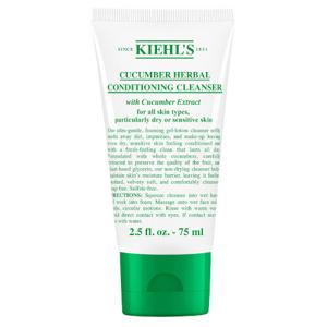 Kiehl´s Jemne čistiaca pleťová emulzia s výťažkami z uhorky ( Cucumber Herbal Conditioning Clean ser) 75 ml