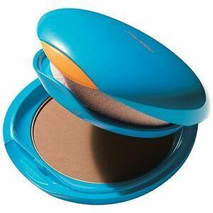Shiseido Kompaktný vodeodolný púder SPF 30 (UV Protective Compact SPF30 Foundation) 12 g