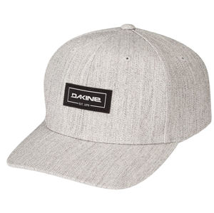 Dakine Kšilt ovka Mission Rail 10002682-S20 Heather Grey