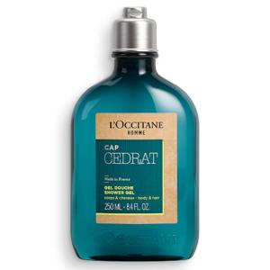 L`Occitane en Provence Osviežujúci sprchový gél na telo a vlasy Cap Cedrat (Shower Gel) 250 ml