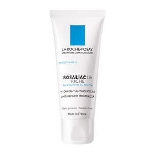 La Roche Posay Výživný upokojujúci krém pre citlivú pleť SPF 15 Rosalic UV Riche (Anti-Redness Moisturizer) 40 ml