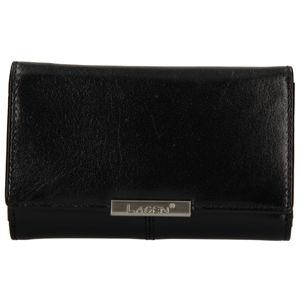 Lagen Dámska kožená peňaženka blc/4775/520 Black