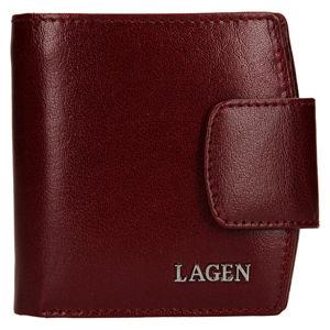 Lagen Dámska kožená peňaženka 50465 Cherry