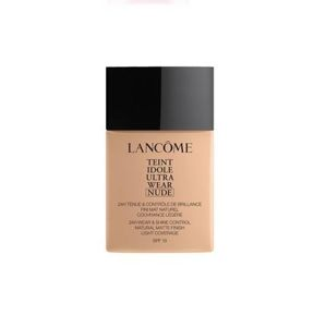 Lancôme Ľahký zmatňujúci make-up SPF 19 (Teint Idole Ultra Wear Nude) 40 ml