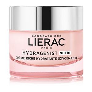 Lierac Okysličujúce hydratačný krém Hydragenist (Creme Riche Hydratante Oxygénante) 50 ml