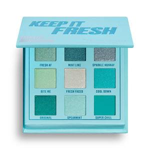 Makeup Obsession Paletka očných tieňov Keep It Fresh (Shadow Palette) 11,7 g