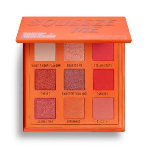 Makeup Obsession Paletka očných tieňov Squeeze Me (Shadow Palette) 11,7 g