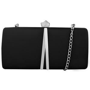 Michelle Moon Dámske listová kabelka DA2508 Black