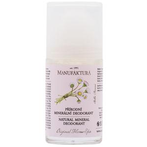 MANUFAKTURA Minerálny dezodorant Sedmokráska 55 ml