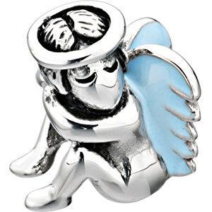 Morellato Oceľový prívesok Drops Angel SCZT0