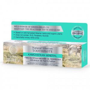 Natura Siberica Prírodná zubná pasta Kamchatkan Mineral (Toothpaste) 100 g