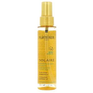 René Furterer Ochranný olej pre vlasy namáhané slnkom Solaire ( Protective Summer Oil) 100 ml