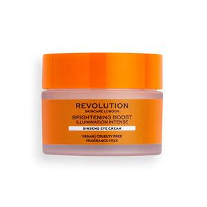 Revolution Očný krém Revolution Skincare Brightening Boost (Ginseng Eye Cream) 15 ml