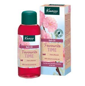 Kneipp Olej do kúpeľa Čerešňový kvet 100 ml