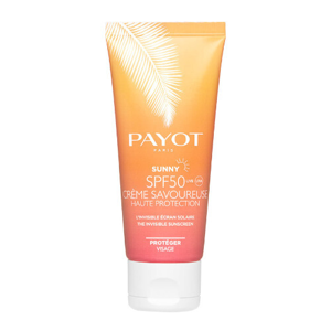 Payot Opaľovací krém na tvár SPF 50 Sunny (The Invisible Sunscreen) 50 ml