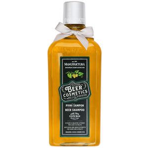 MANUFAKTURA Originálny pivný vlasový šampón 300 ml