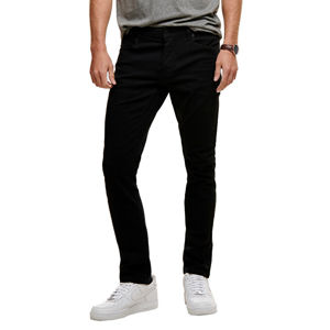 ONLY&SONS Pánske džínsy ONSLOOM SLIM BLACK PK 3346 Black Denim