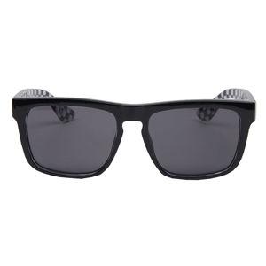 VANS Pánske slnečné okuliare Squared Off Black/Checkerboard VN00007E95Y1