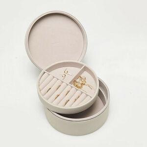 PDPAOLA Dizajnová šperkovnica TAUPE Supreme Treasure Box 4761