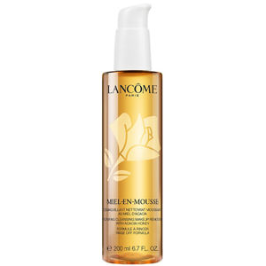 Lancôme Penivý odličovač Miel-En-Mousse (Foaming Cleansing Make-Up With Acacia Honey) 200 ml
