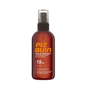 Piz Buin Olejový sprej urýchľujúci opálenie Tan & Protect (Tan Intensifying Oil Spray SPF 15) 150 ml