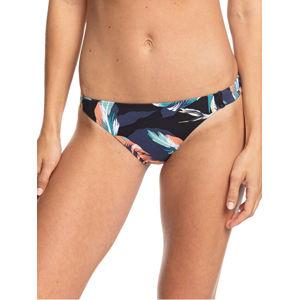 Roxy Dámske plavkové nohavičky Pt Beach Class ic s Reg Bottom Anthracite Tropic oco S ERJX403876-KVJ6