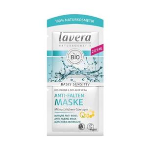 Lavera Pleť ová maska s koenzýmom Q10 (Maske) 2 x 5 ml