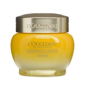 L`Occitane en Provence Pleť ový krém proti starnutiu Slamienka (Divine Cream) 50 ml
