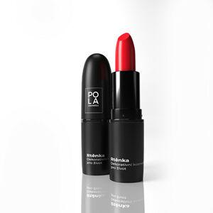 Pola Cosmetics Matná rúž Tender Kiss 3,8 g
