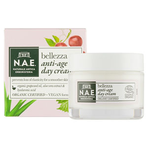 N.A.E. Protivráskový denný krém Bellezza (Anti-Age Day Cream) 50 ml