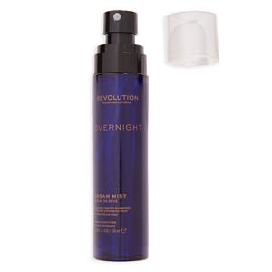 Revolution Skincare Nočný regeneračný pleťová hmla Overnight (Dream Mist) 100 ml
