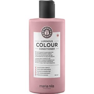 Maria Nila Rozjasňujúci a posilňujúci kondicionér pre farbené vlasy bez sulfátov a parabénov Luminous Colour (Conditioner)
