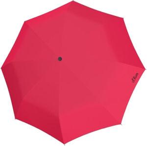 s.Oliver Dámsky skladací mechanický dáždnik Smart Uni Seasonal 70963SO 302