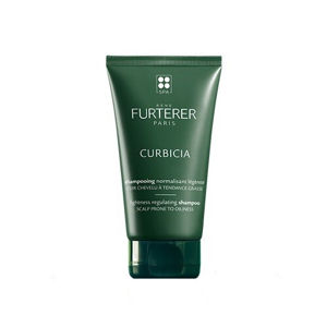 René Furterer Šampón navracajúci vlasom ľahkosť Curbicia ( Light ness Regulating Shampoo) 150 ml