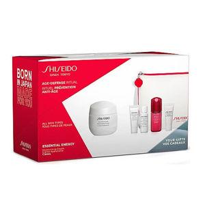 Shiseido Darčeková sada pleťovej starostlivosti pre ženy Essential Energy