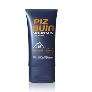 Piz Buin Slnečné krém s maximálnou ochranou SPF 15 Mountain (Sun Cream) 50 ml