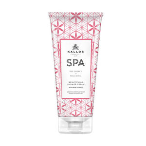 Kallos Krémový sprchový gél s extraktom z ruže z Damasku (SPA Beutifulying Shower Cream Gel With Rose Extract)