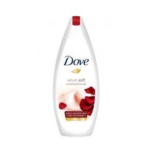 Dove Sprchový gél Velvet Soft (Nourishing Shower Gel) 500 ml