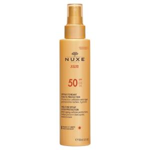 Nuxe Sprej na opaľovanie Sun SPF 50 (Melting Spray High Protection) 150 ml