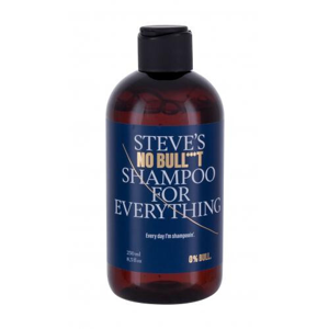 Steve´s Šampón na vlasy a bradu No Bull***t (Shampoo for Everything) 250 ml