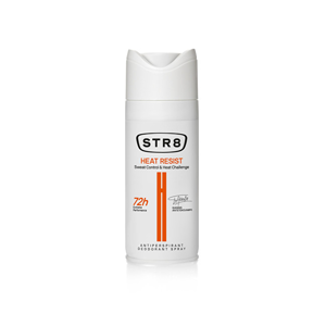 STR8 Heat Resist - deodorant ve spreji