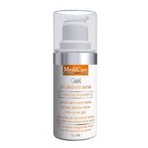 SynCare Gel pri aktívnom akné s oktopiroxem 15 ml