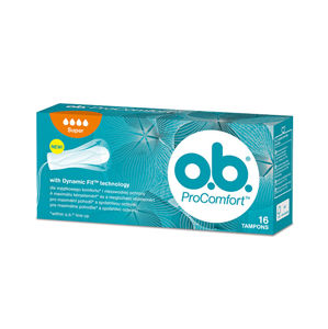 o.b. ob tampóny PC super 8