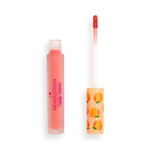 Revolution Tekutý rúž Aj ♥ Revolution Tasty Peach ( Lips tick ) 2 g