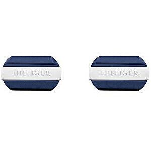 Tommy Hilfiger Oceľové manžetové gombíky TH2790252