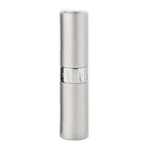 Twist & Spritz Twist & Spritz - plnitelný rozprašovač parfémů 8 ml (lesklá stříbrná)