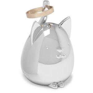 Umbra Šperkovnica SQUIGGY CAT chróm 1012675158