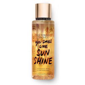 Victoria's Secret You Smell Like A Sunshine telový sprej 250 ml